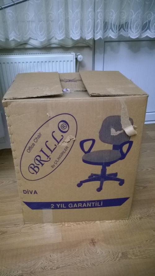 Orjinal kutu olarak gönderildiği iddia edilen kutu
